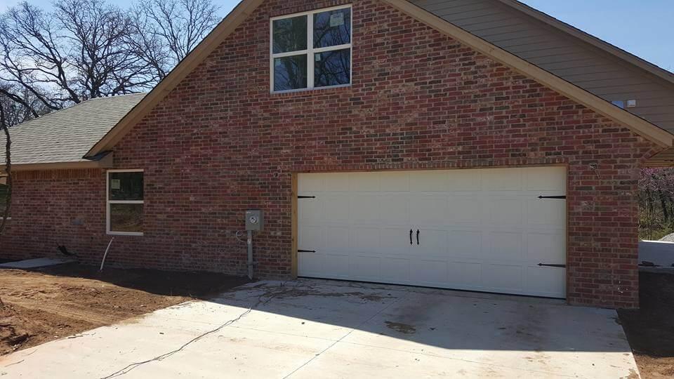 Side Hinge Garage Door OKC