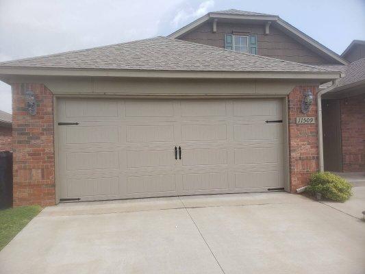 Garage Door Installers OKC