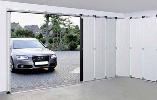 Side Sliding Garage Door OKC
