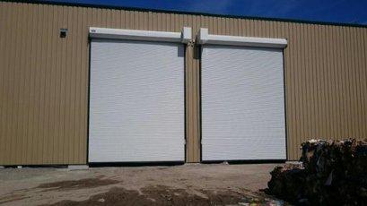 commercial rolling garage doors